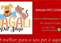 MAGALY Pet Shop – Uberlândia