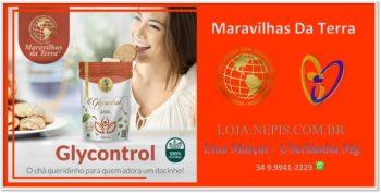 Chá Glycontrol Maravilhas Da Terra – Enis Marçal Uberlândia Mg