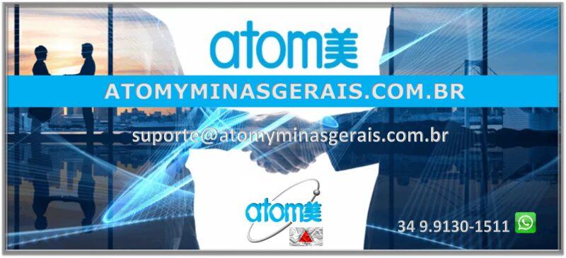 Benefícios e Vantagens Atomy Global